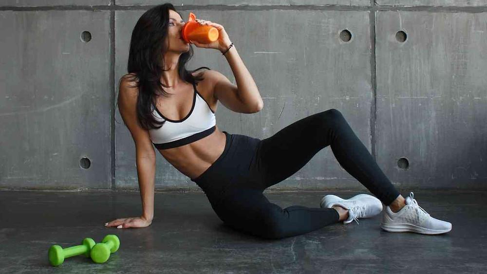 prendre du muscle en étant végétarien vegan protéines
