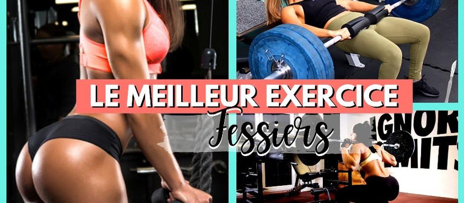 LE MEILLEUR EXERCICE FESSIER !