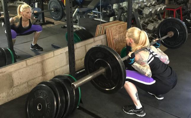 fémurs longs squat dangereux mauvaise morphologie
