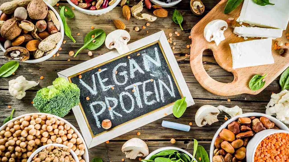 prendre du muscle en étant végétarien