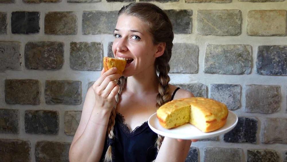 pancakes sans farine oeufs et banane