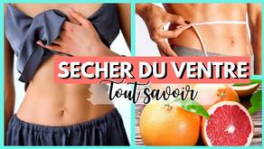 Comment sécher du ventre en musculation ?