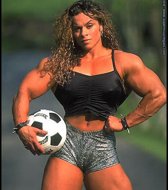 Le mythe en musculation pour femme on se transforme en homme