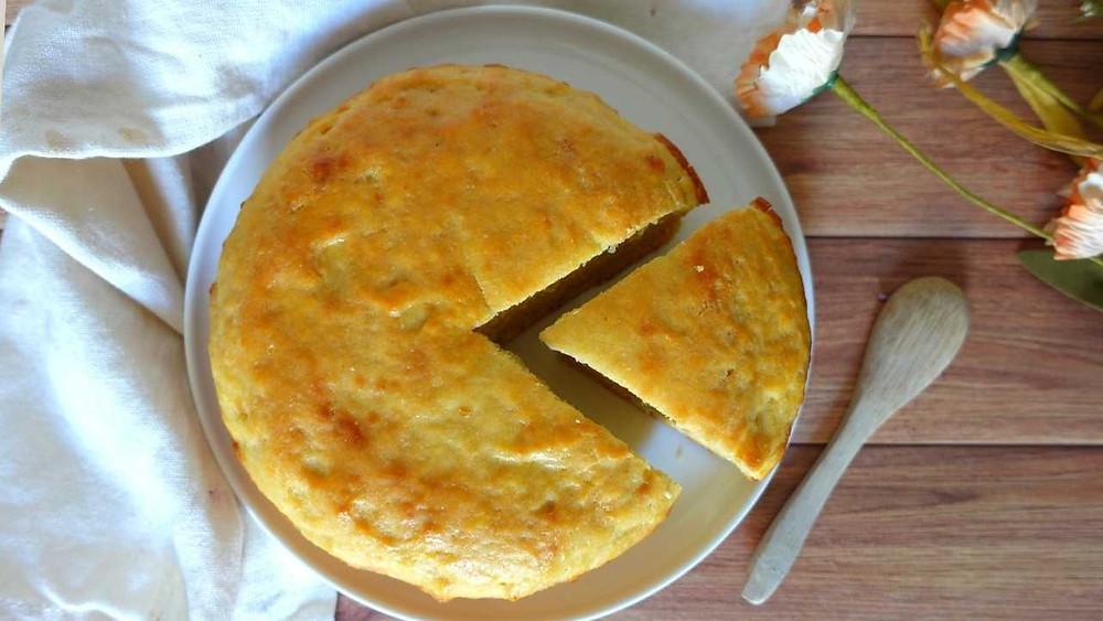 recette pancakes sans farine à la banane
