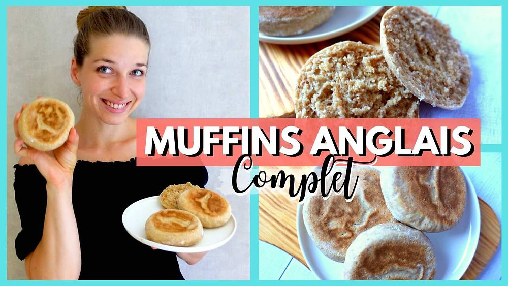 muffins anglais healthy