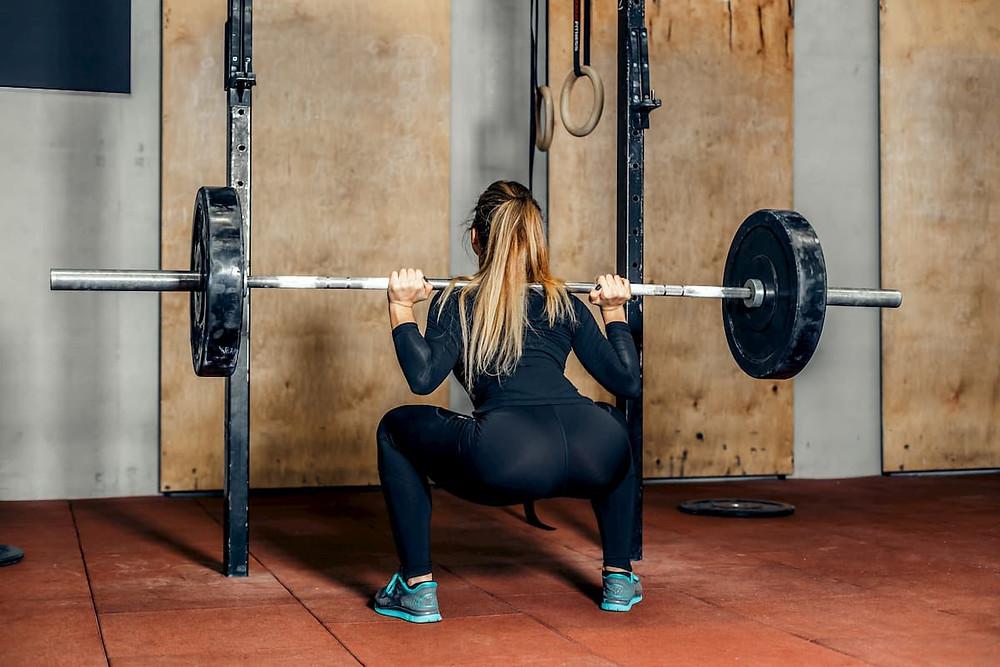 Faire des squats tous les jours pour les femmes