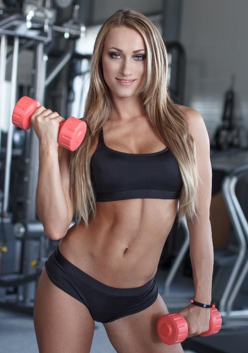 Mythes du fitness pour femme il faut soulever des charges légères
