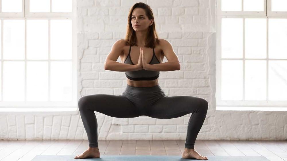 muscler intérieur des cuisses squat sumo
