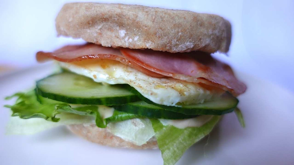 recette egg muffin healthy