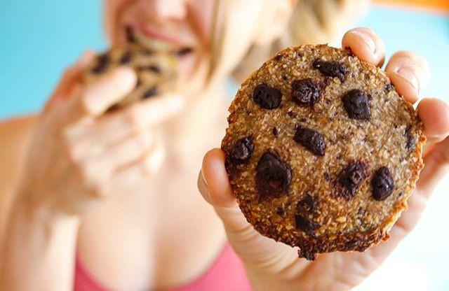 cookies au psyllium pour un effet coupe faim
