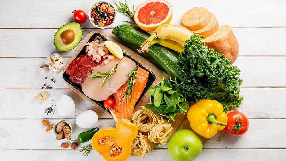 manger équilibré pour une bon métabolisme