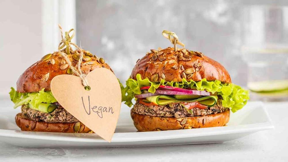 burger vegan prendre du muscle