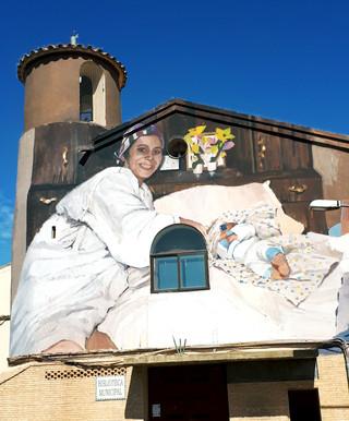 LOS    GRAFFITIS    ILUMINAN    ALFAMEN