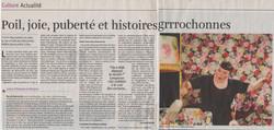 La Libre Belgique, mercredi 19 août