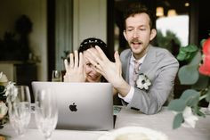 So You Want to Live Stream Your Wedding...