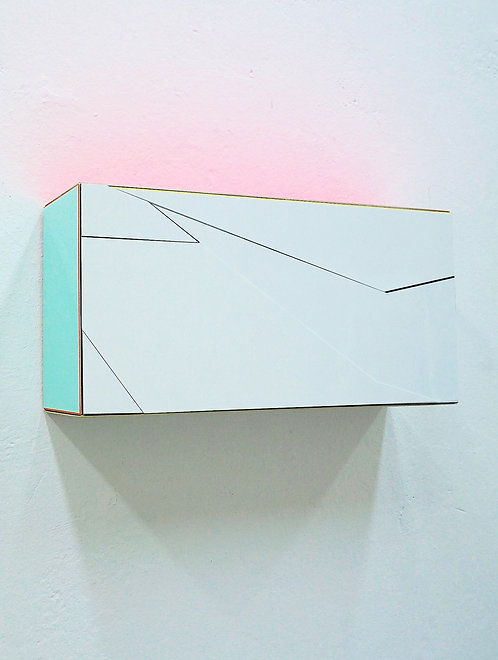 """Isabelle Borges, """"Fragments of Time Box 1.15.20"""", 2020"""