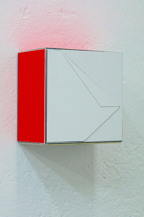 "Isabelle Borges, ""Fragments of Time Box 1.10.20"", 2020"