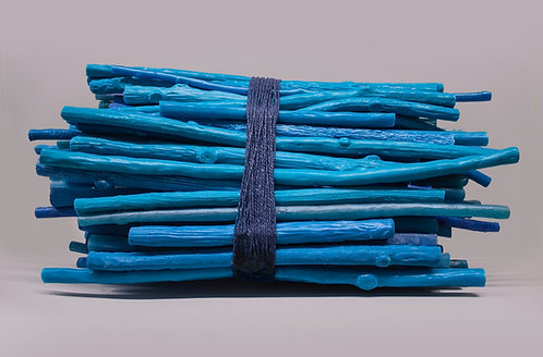 """Carson Fox, """"Turquoise Dream"""", 2019"""