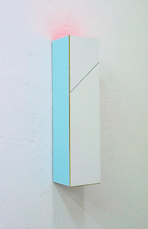 """Isabelle Borges, """"Fragments of Time Box 1.14.20"""", 2020"""