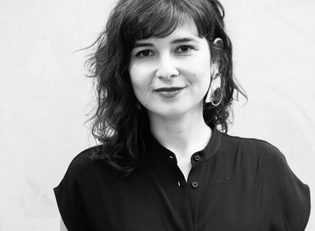 2020-21 Curator-in-Residence: Iara Pimenta