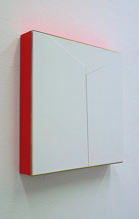 """Isabelle Borges, """"Fragments of Time Box 1.29.20"""", 2020"""