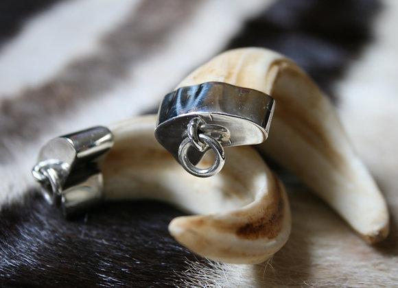 Amoladera de resina terminada en plata