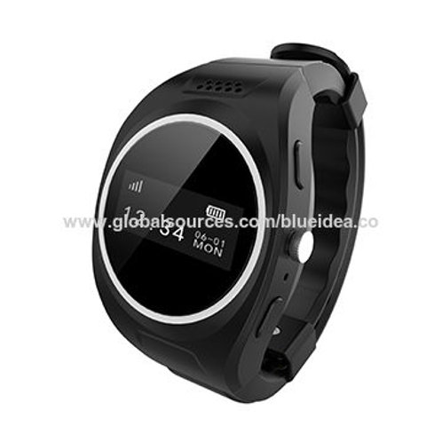 GPS & SOS 2 Way Call Watch
