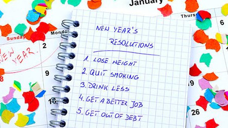 10 tips to may your New Years Resolution a success