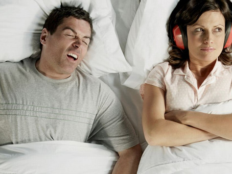 6 Ways to Help Silence Snoring