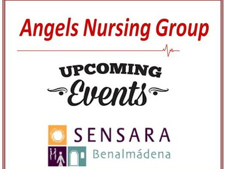 Upcoming Events at Sensara