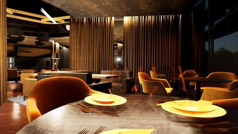 Le restaurant Cosmo