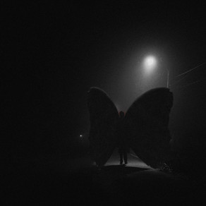 Verses at the Grave of the Incredible Mothman by Rick Hollon