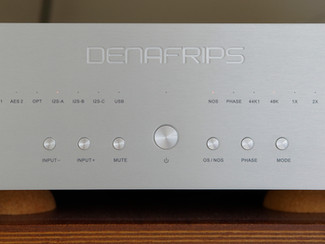 DENAFRIPS Terminator & Jay's Audio CDT-3 MK2, A Review