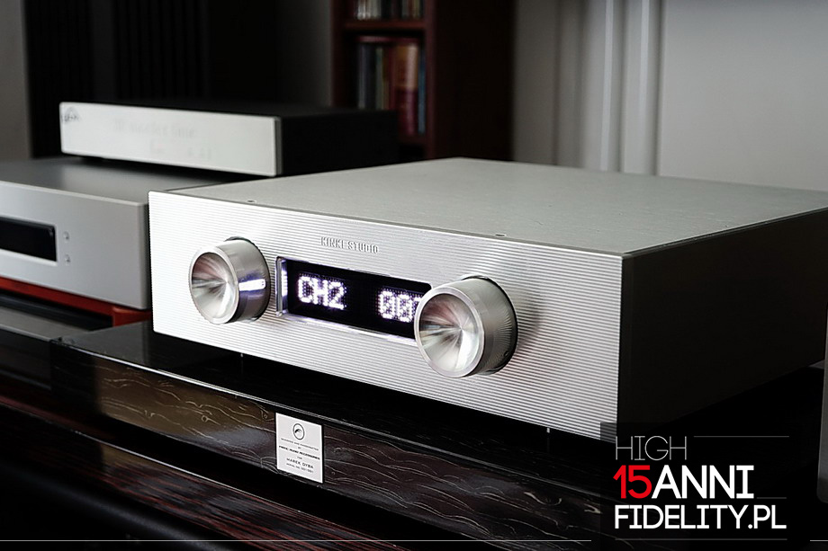 Kinki Studio EX-M1 Integrated Amp Review By Stefano Giacovelli