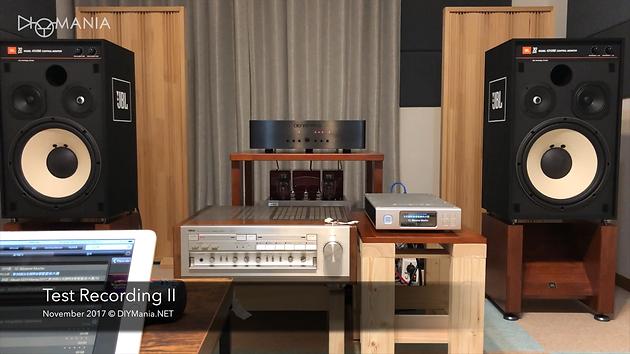 TERMINATOR sound test by Seungyun Lee @ Japan | denafrips