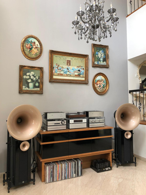 It bested my high end CD player and came close to my analogue setup without even trying.