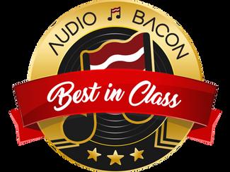 AUDIOBACON Best In Class Award
