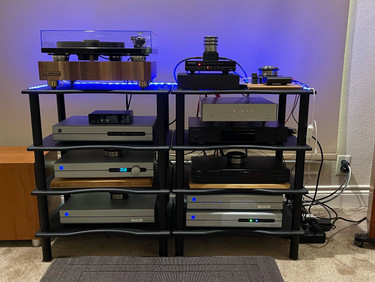 Iris paired with the Pontus II…sounds fantastic!!