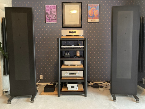 I'm finding the Venus II to be an exceptionally musical and satisfying DAC.
