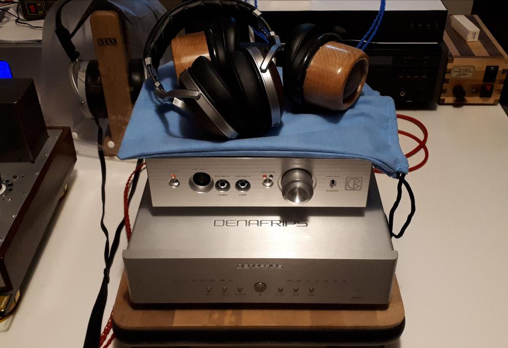 Kinki Studio THR-1 Headphone Amp Review By Giorgio Ferrari