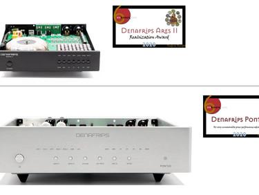 Double Award - Ares II & Pontus DAC