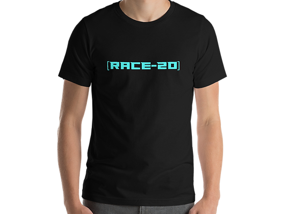 [Race-20] Blue - We Want To Race - T-Shirt