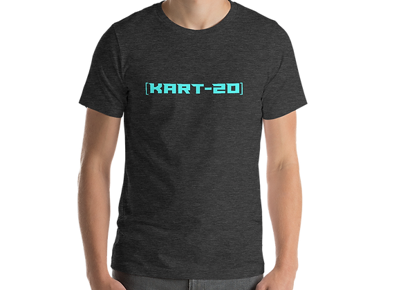 [Kart-20] Blue - We Want To Race - T-Shirt