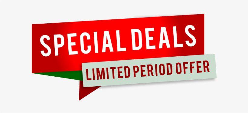 Spcial August offer