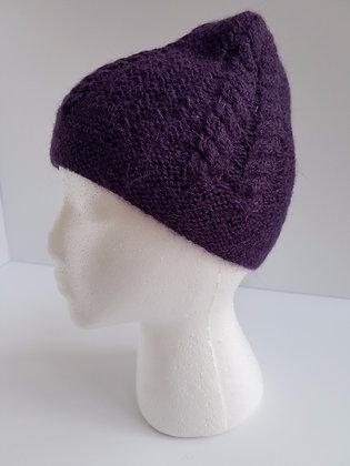 Classic Alpaca Cable Hat