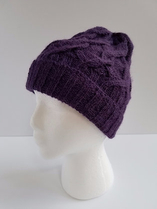 Snake Cable Hat