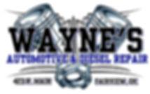 Wayne's Automotive & Diesel Repair