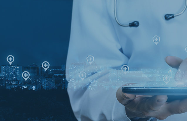 4. Ontwerp digitale zorgbedrijf - blauw.