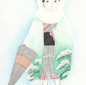 わらべ 雪松