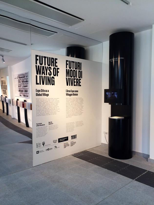 Future ways of living - Milan